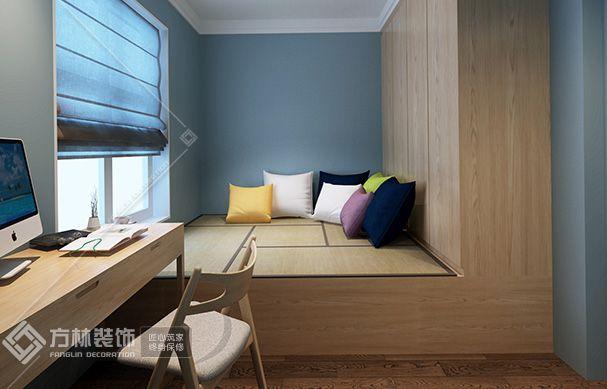 个性化风格次卧室