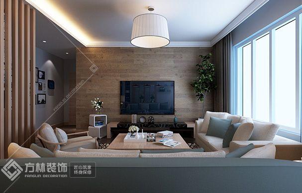 个性化风格客厅角度2