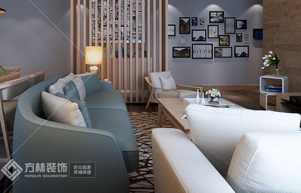 个性化风格客厅角度1